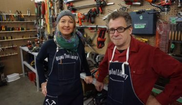 Ottawa Tool Library members want to reduce waste by encouraging repair of items of all sorts.