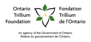Ontario Trillium Foundation Logo - click to link to video.